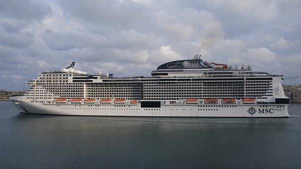 Ship, Cruise, Travel, Holiday, Summer, Sea, Luxury