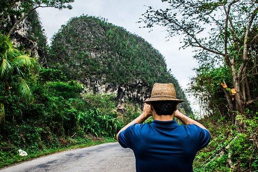 Landscape, Nature, Adventure, Hiking, Mountains, Summit