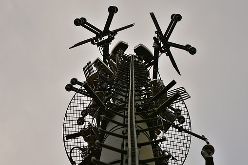 Radio Masts, Phone, Mobile Phone Mast, Telephone Poles