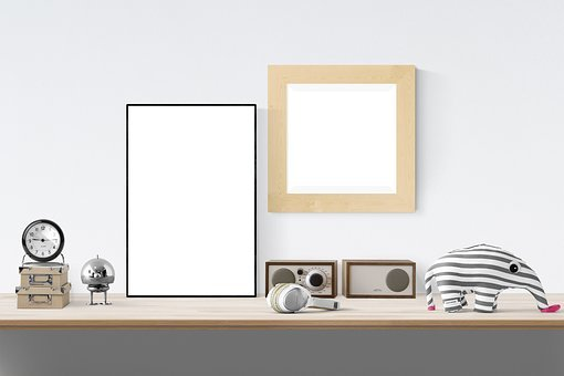 Poster, Frame, Toy, Clock, Box, Radio
