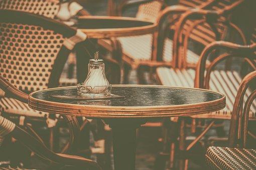 Seat, Chairs, Dining Tables, Ashtray, Sugar Bowl