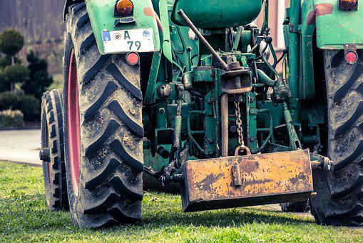 Tractors, Tractor, Commercial Vehicle, Agriculture