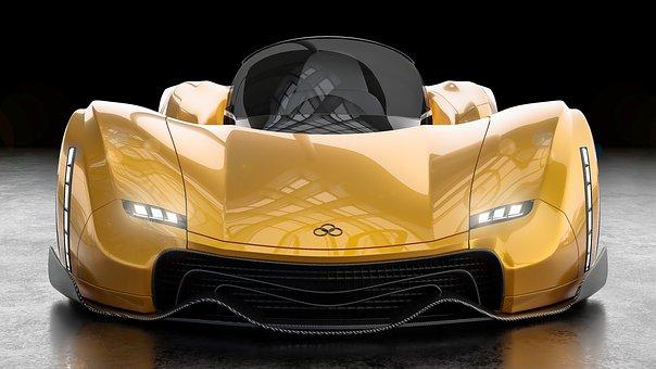 Car, Concept, Vehicle, Auto, Speed, Transportation