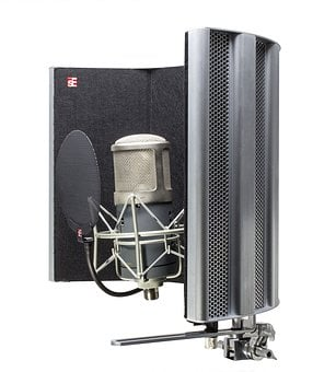 Gemini, Tube Microphone, Dual Tube Microphone