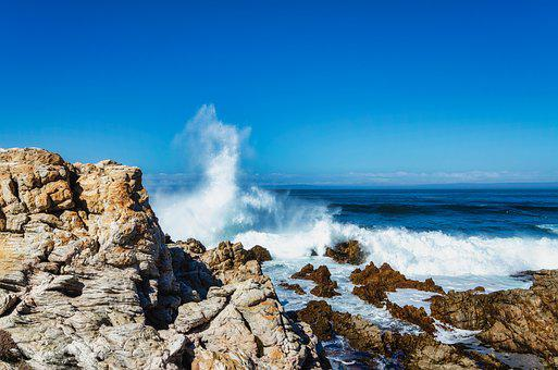 Ocean, Rocks, Seaside, Sea, Coast, Water, Coastline