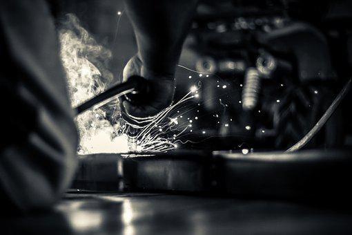 Work, Welder, Cook, Man, Daily, Hard, The Trouble