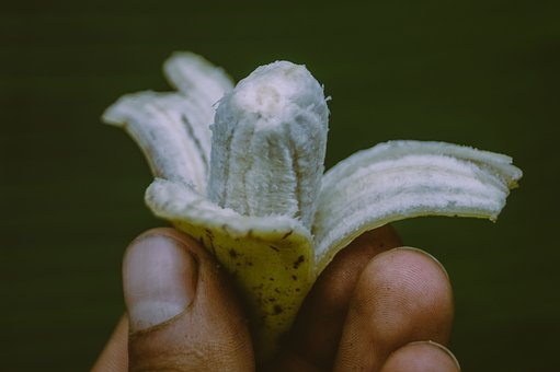 Banana, Fruit, Macro, Healthy, Yellow, Banana Tree