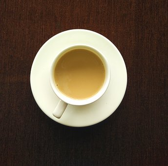 Coffee, Drink, Brown, Tea, Cafe, Restaurant, Cup, White