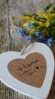 Heart, Decoration, Live, Background, Love, Romance