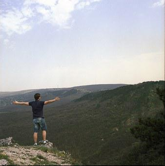 Freedom, Eternal, Forever, Absolute, Hiking, Rest