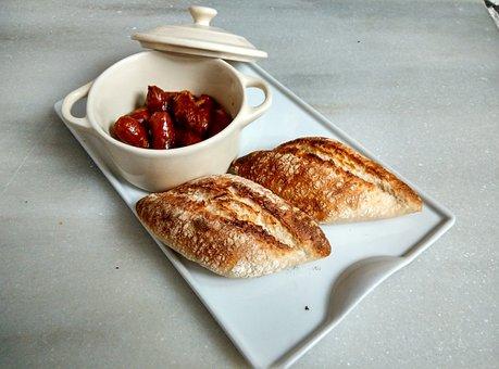 Bread, Spanish, Food, Cuisine, European, Traditional