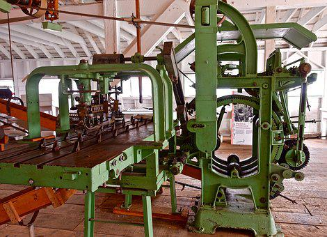 Machine, Cannery, Factory, Technology, Equipment