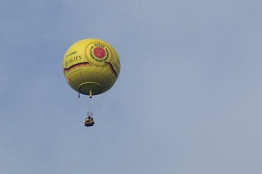 Balloon, Flying, Air, Sky, Flyer, Flight