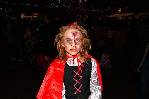 Little Red Riding Hood, Halloween, Party, Steenwijk