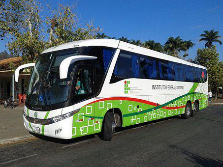 Bus, Volvo, Marcopolo