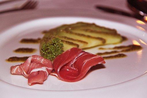 Gourmet, 3-course Dinner, Restaurant, Raw, Meat