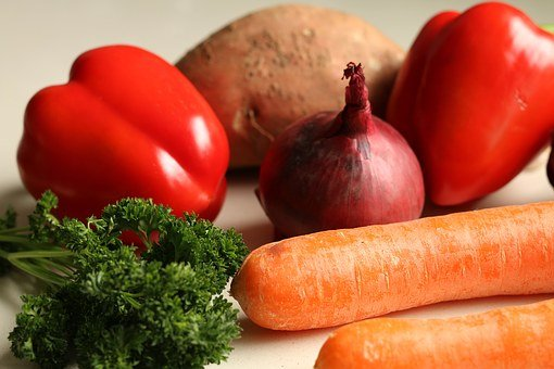 Vegetable, Food, Healthy, Soup, Root, Paprika, Dishes