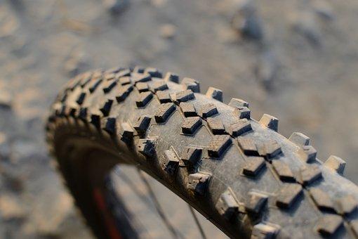 Bus, Tires, Bike, Wheel, Spikes, Journey, Sports