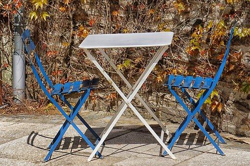 Table, Chair, Terrace Café, Bar, Restaurant, Terrace