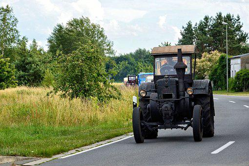 Lanz Bulldog, Tractor, Tractors, Oldtimer, Historically
