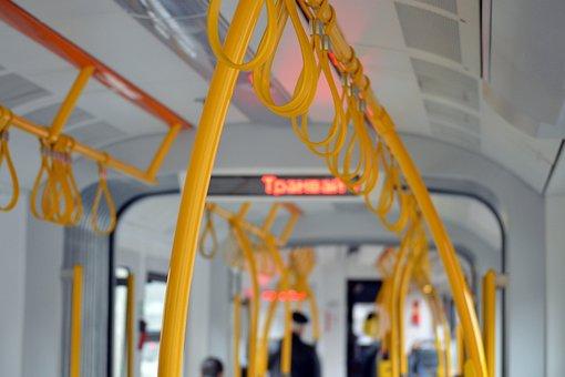 Tram, Tramcar, Trolley, Trolleybus, Bus, Interior