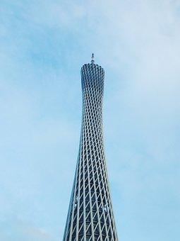 Canton, Pearl River, Canton Tower, Le Million Bin