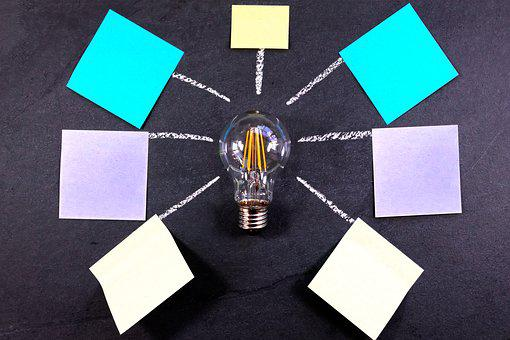 Post It, Brainstorming, Teamwork, Idea, Creativity