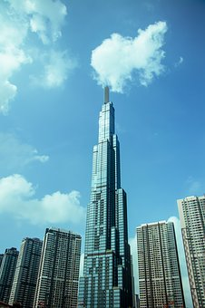 Building, Landmark, Skyscraper, Tall Buildings, Icon