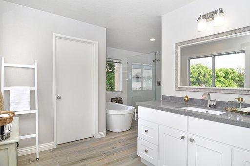 Bathroom, Remodel, Modern, Remodeling, Interior, Repair