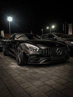 Sports Car, Mercedes, Amg, Gtc, Vehicle, Automotive
