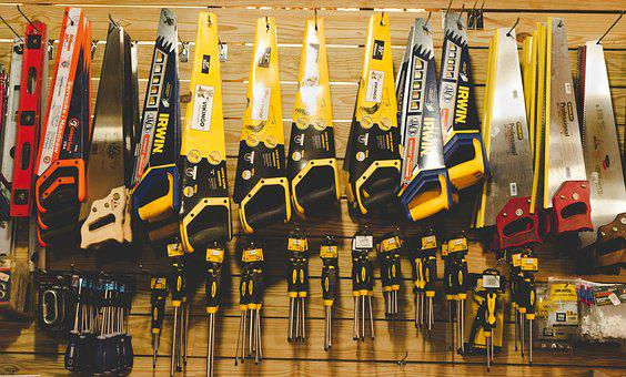 Tools, Work Tools, Workshop, Team, Carpenter, Metal