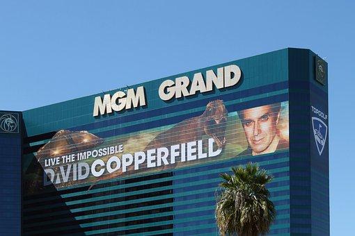 Las Vegas, Mgm Grand, David Copperfield, Casino, Show