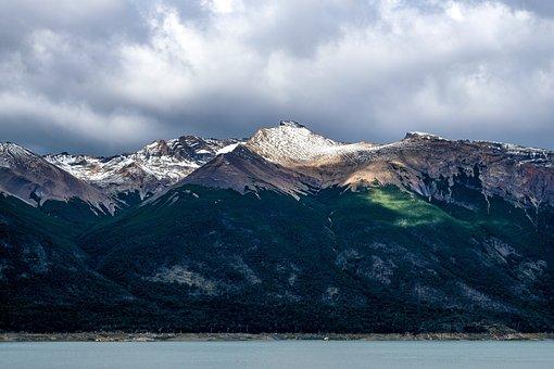 Park Glaciares, Argentina, Patagonia, Snow, Scenery