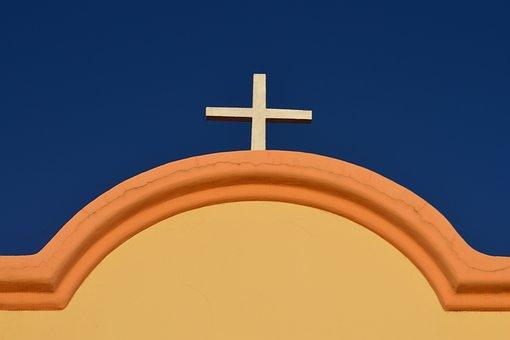 Cruz, Temple, Religion, Church, Architecture
