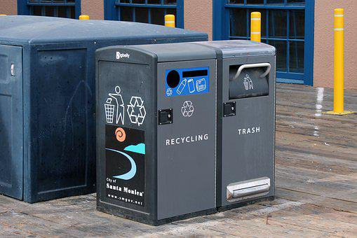 Trash, Container, Recycling, Waste, Garbage, Recycle