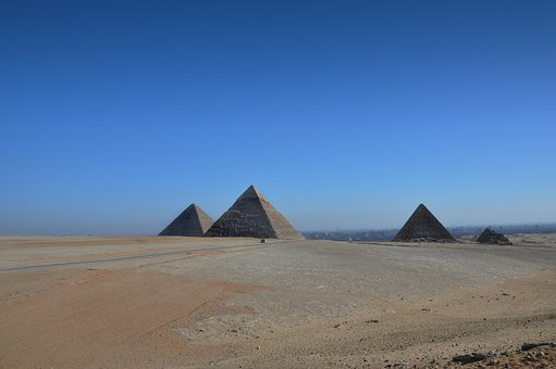 Egypt, Pyramids, Giza, Wonders, Desert, Archaeology