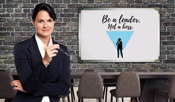 Businesswoman, Supervisors, Boss, Leadership, Executive