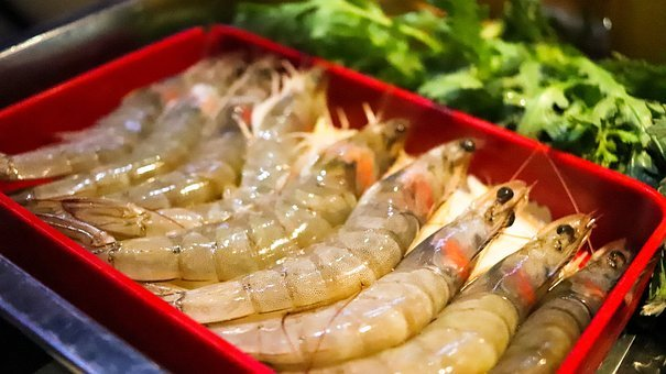 Shrimp, People's Republic Of China, Food, Dining