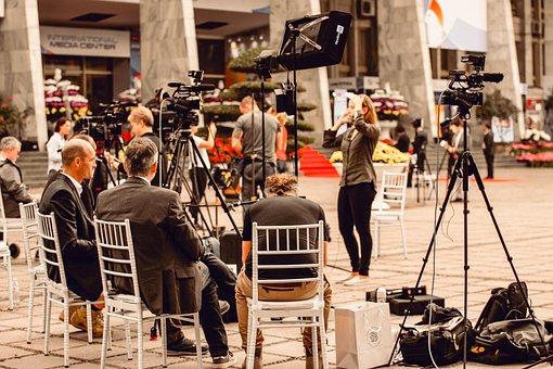 Media, Reporters, Journalist, Information, Reporter