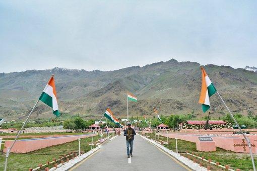 Kargil, Kargil War Memorial, Kashmir, Himalayas