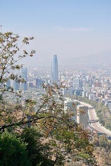 Santiago, Chile, South America, Nature, Landscape