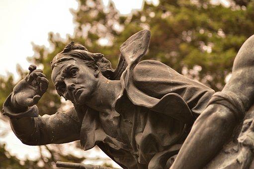 Statue, Monument, Costa Rica, Sculpture, Freedom
