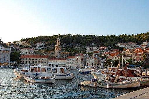 Dalmatian Coast, Croatia, Sea, Tourism, Coast, Boat