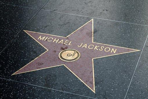 Hollywood, Los Angeles, Walk Of Fame, Michael Jackson