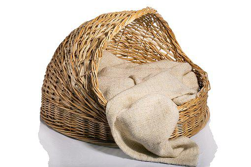 Basket, Wicker, Art, Furniture, Design, Interior, Decor