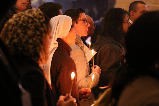 People, Church, Ceremony, Religion, Spirituality