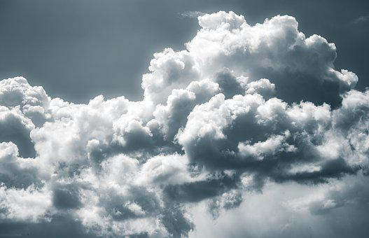 Clouds, Weather, Heaven, Atmosphere, Nature, Storm
