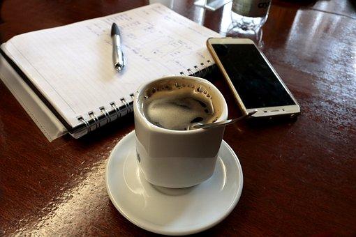 Coffee, Drink, Cup, Caffeine, Hot, Work, Coffee Break