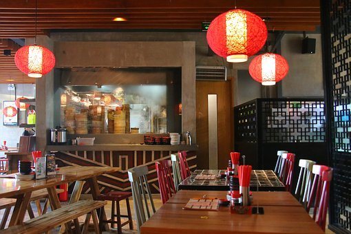People's Republic Of China, Taiwan, Dining Room
