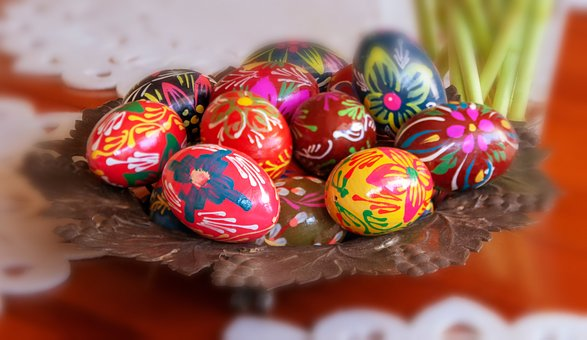 Easter, Easter Holidays, The Tradition Of, Folklore